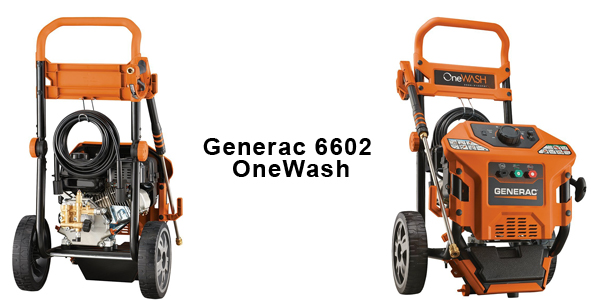 Generac 6602 power washer