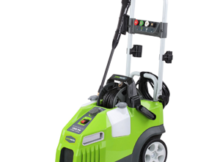 GreenWorks GW1950 power washer