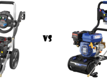 medium gas pressure washers