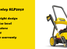 Stanley SLP2050 electric pressure washer