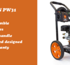 WEN PW31 power washer